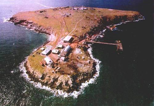 Anomaliile se petrec in imediata apropiere a Insulei Serpilor