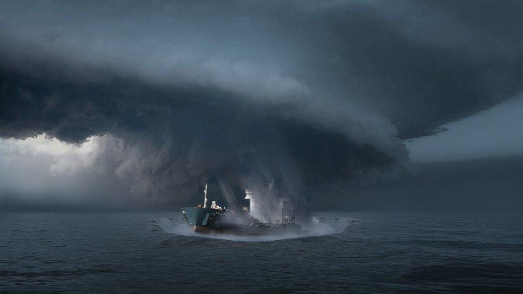 Toate navele disparute au fost invaluite de ceata