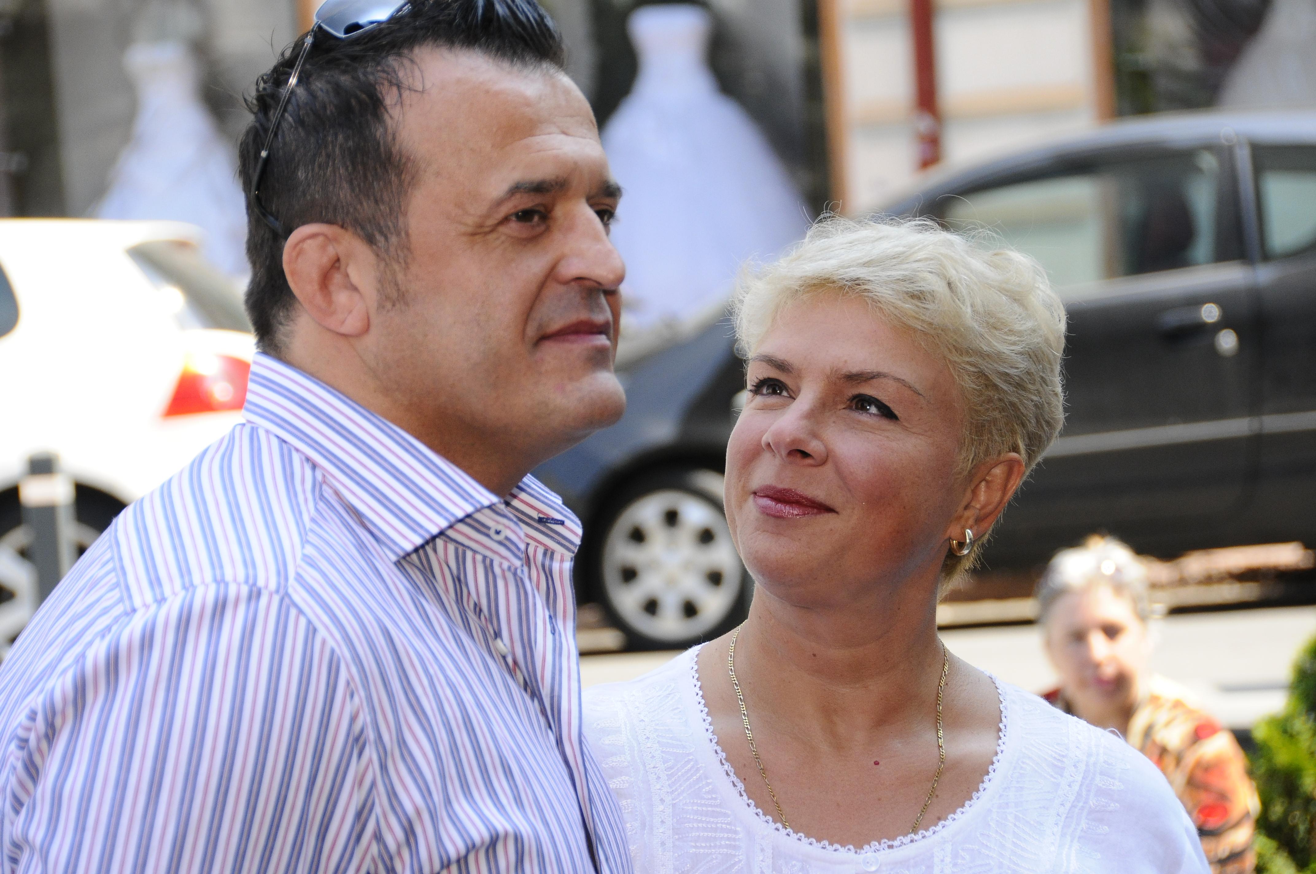 Teo si Constantin Iosef au fost casatoriti sase luni