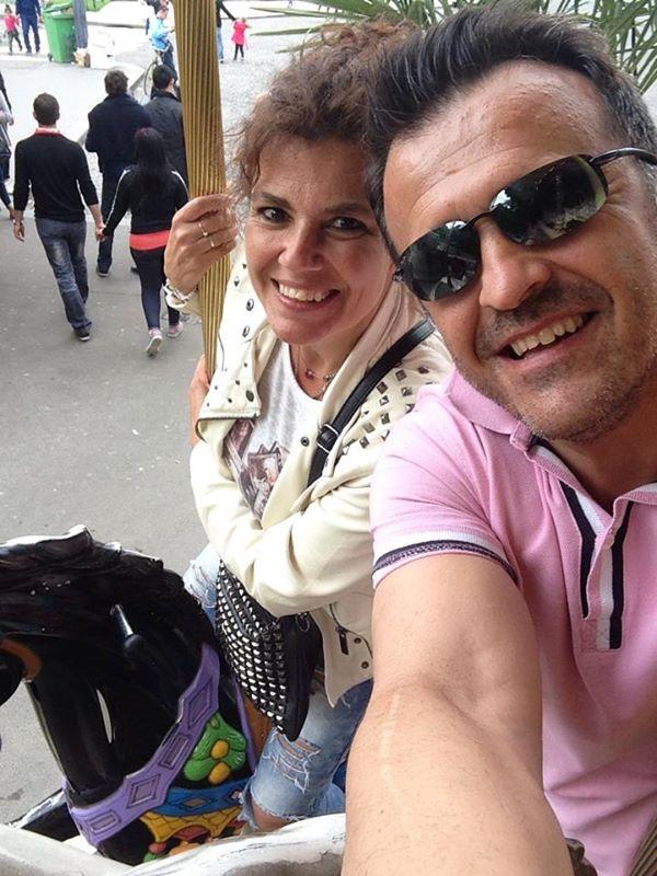 Noua iubita a lui Iosef are 43 de ani, e divortata si are un copil