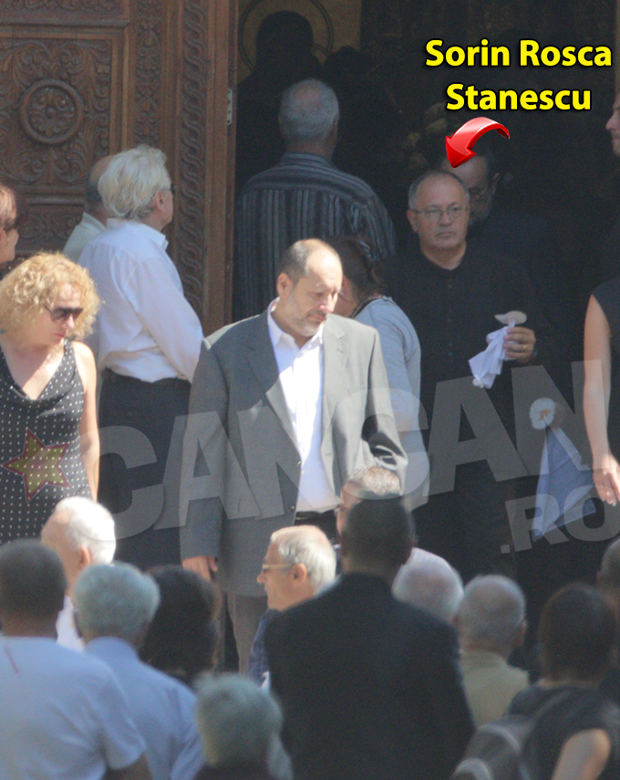 Sorin Rosca Stanescu a fost unul din prietenii apropiati ai lui Dinu Patriciu