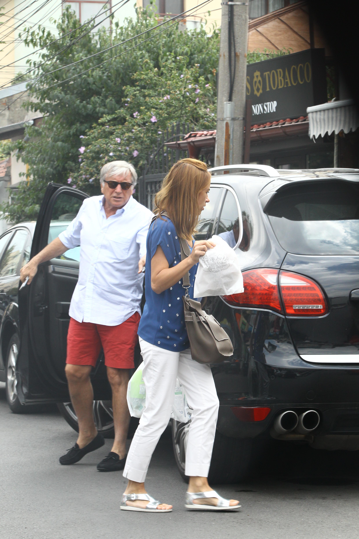 Vova Cohn a fost unul dintre cei noua actionari ai lui Dinamo
