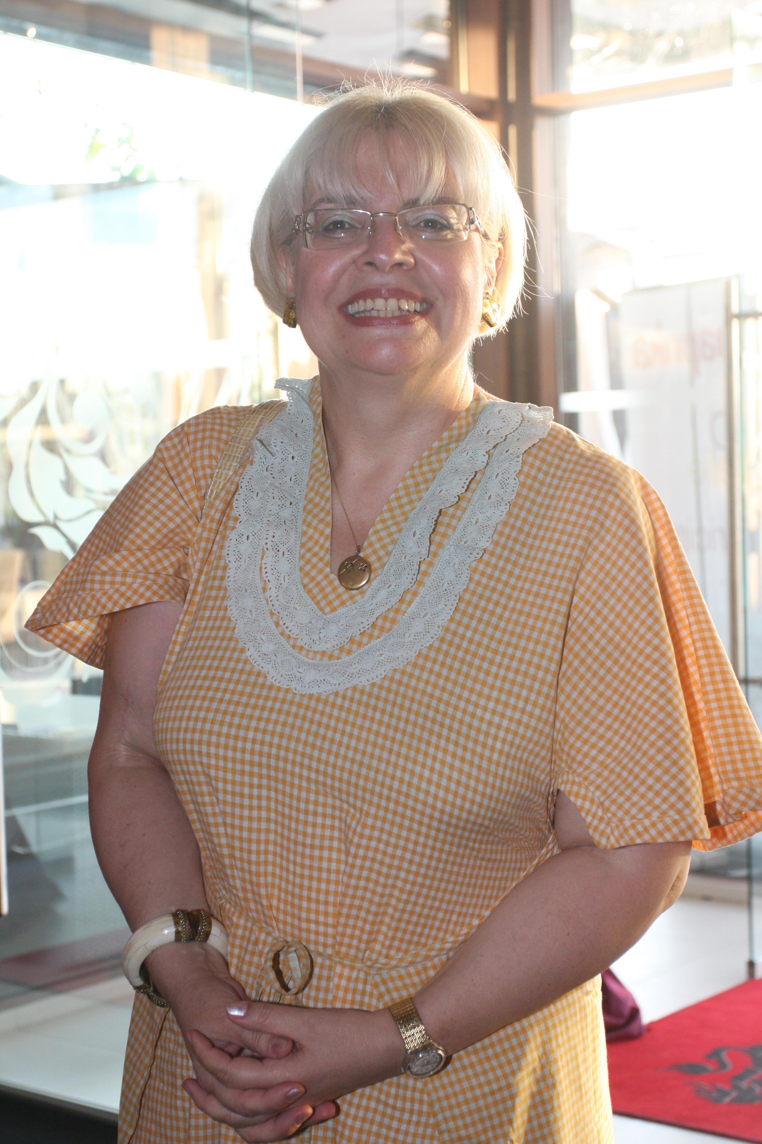 Irina Margareta Nistor a incercat si calaria, insa se teme sa nu cada de pe cal