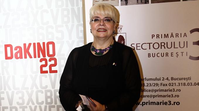 Margareta Irina Nistor a primit o surpriza de ziua ei, venita tocmai din Londra