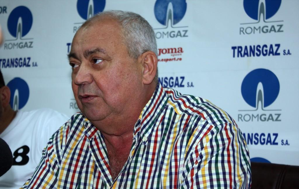 Ioan Horoba spune ca fotbalistul se afala intr-o stare buna, insa va avea nevoie de recuperare pentru a reveni pe gazon