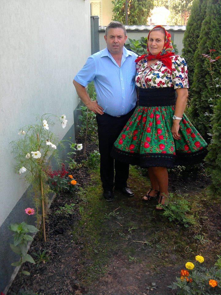 Primarul Ciocan si sotia acestuia se iubesc ca in prima zi