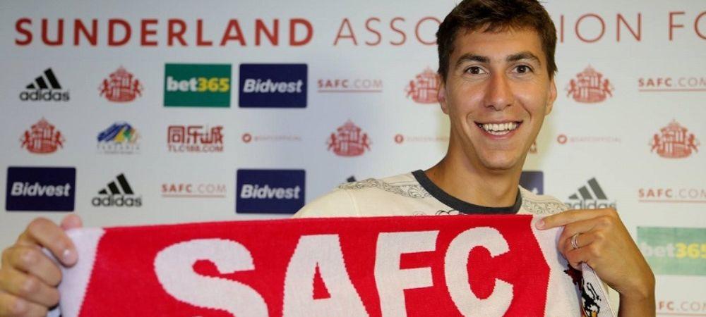 Pantilimon spera sa primeasca mai multe sanse de joc la noua sa echipa, Sunderland