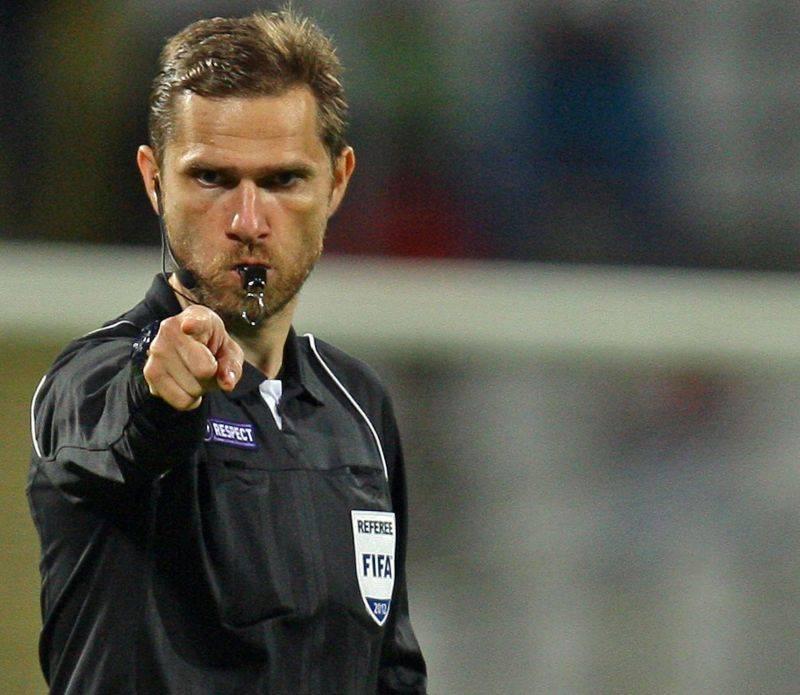 Alexandru Tudor este unul dintre cei mai buni arbitri din fotbalul romanesc