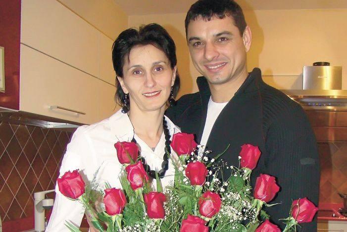 Ionel Ganea si Dana Ganea au implinit 20 de ani de casnicie