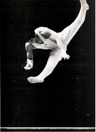 Fostul gimnast a facut senzatie in urma cu 30 de ani la competitiile de gimnastica