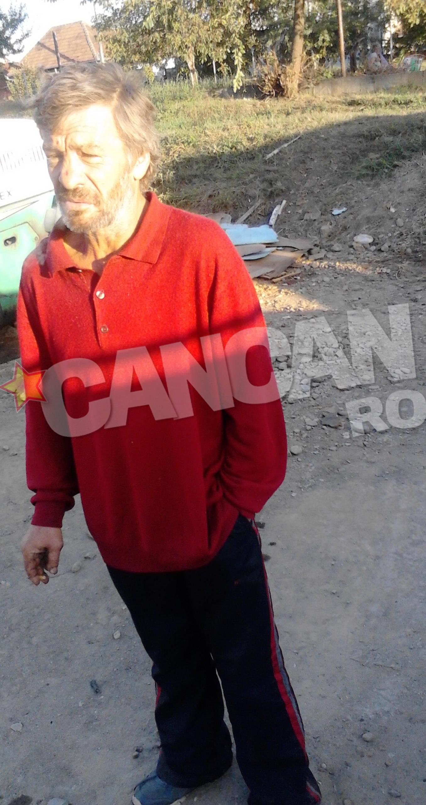 Dupa ani intregi la munca prin Spania, a ajuns boschetar in Oradea