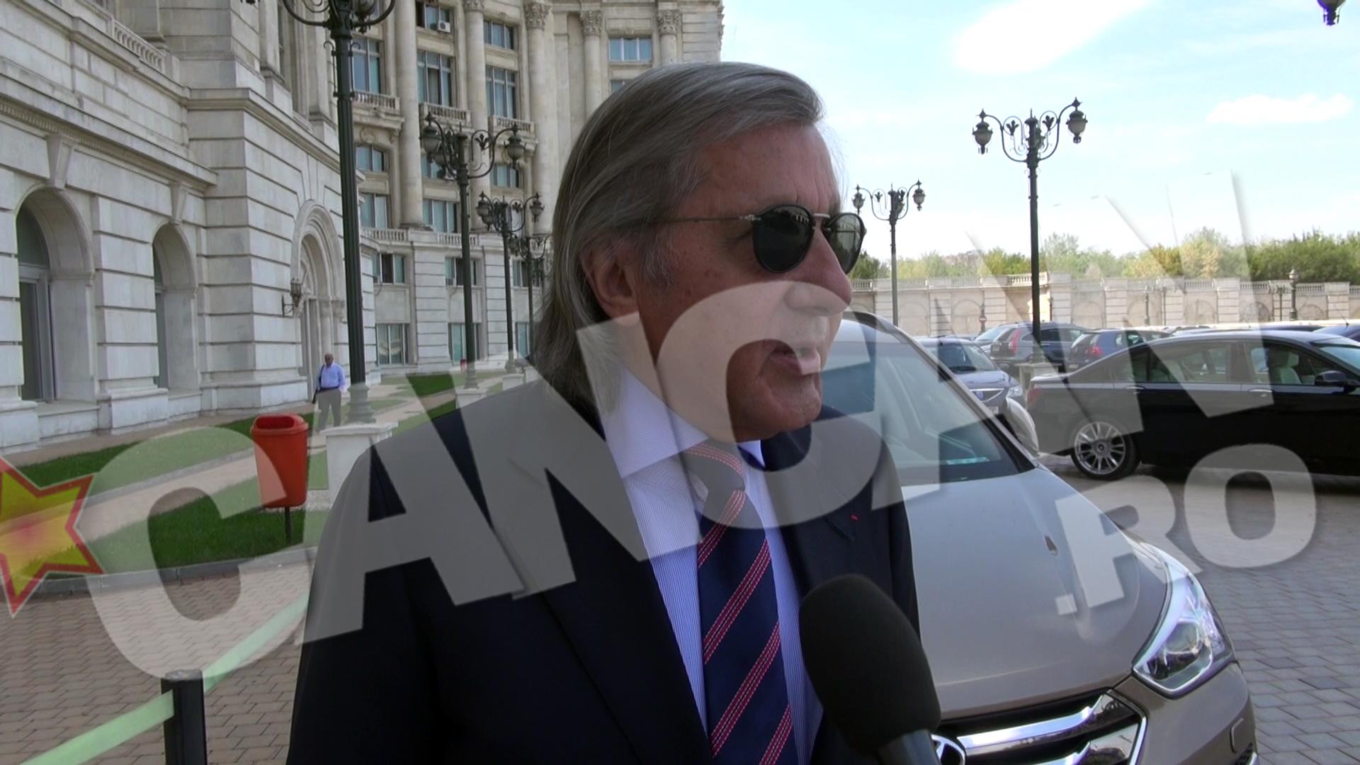 Ilie Nastase este si sanator, iar in trecut a candidat pentru functia de primar al Capitalei