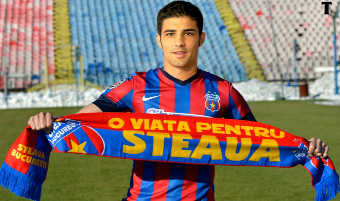 Srdjan Luchin a semnat in aceasta vara cu Steaua, rivala de moarte a fostei sale echipe. Torje l-a taxat pentru aceasta miscare