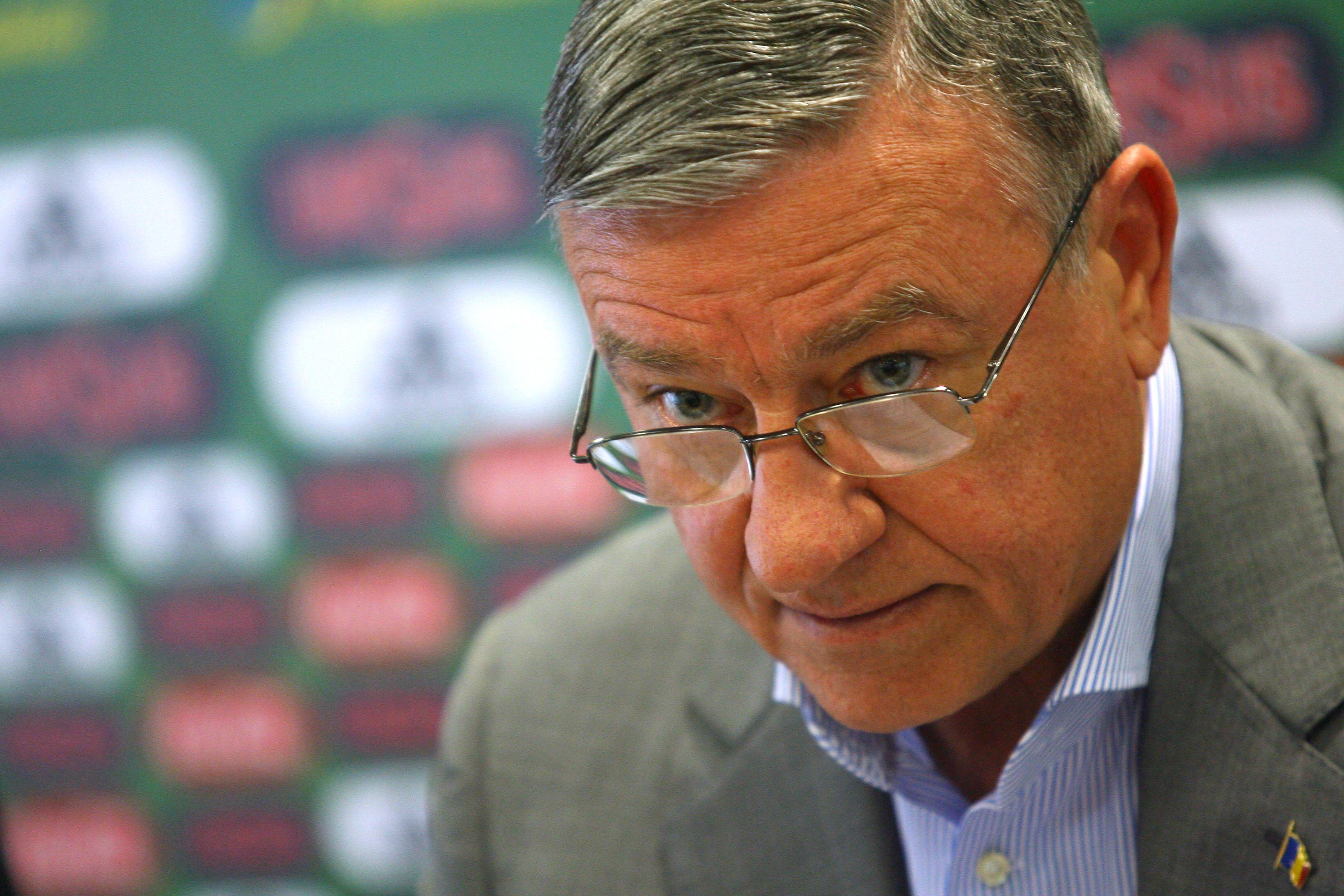 Mircea Sandu este membru al Comitetului Executiv al UEFA