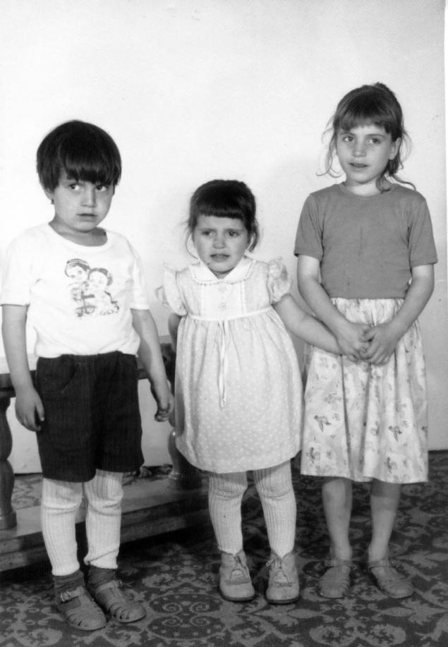 Copiii care au fost vanduti