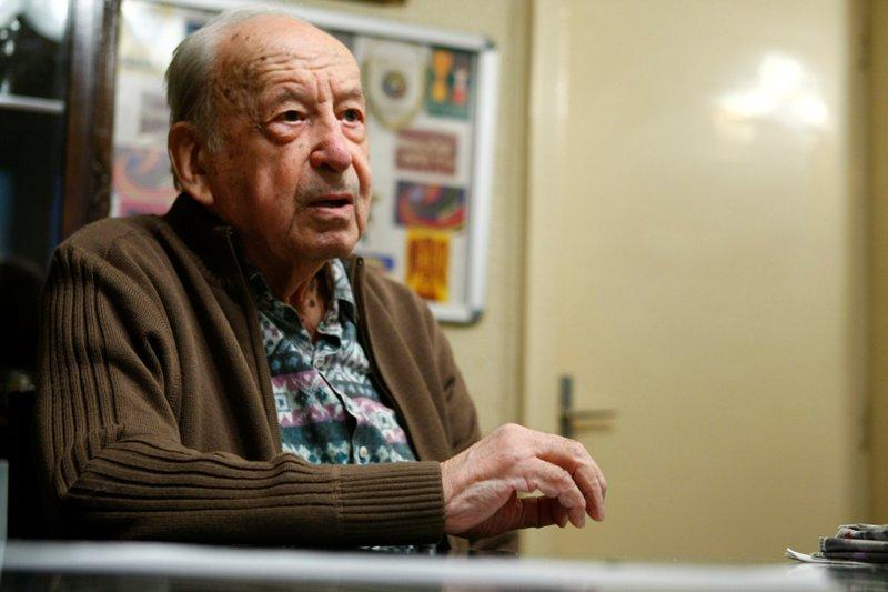 Pe 1 octombrie, Angelo Niculescu a implinit 93 de ani