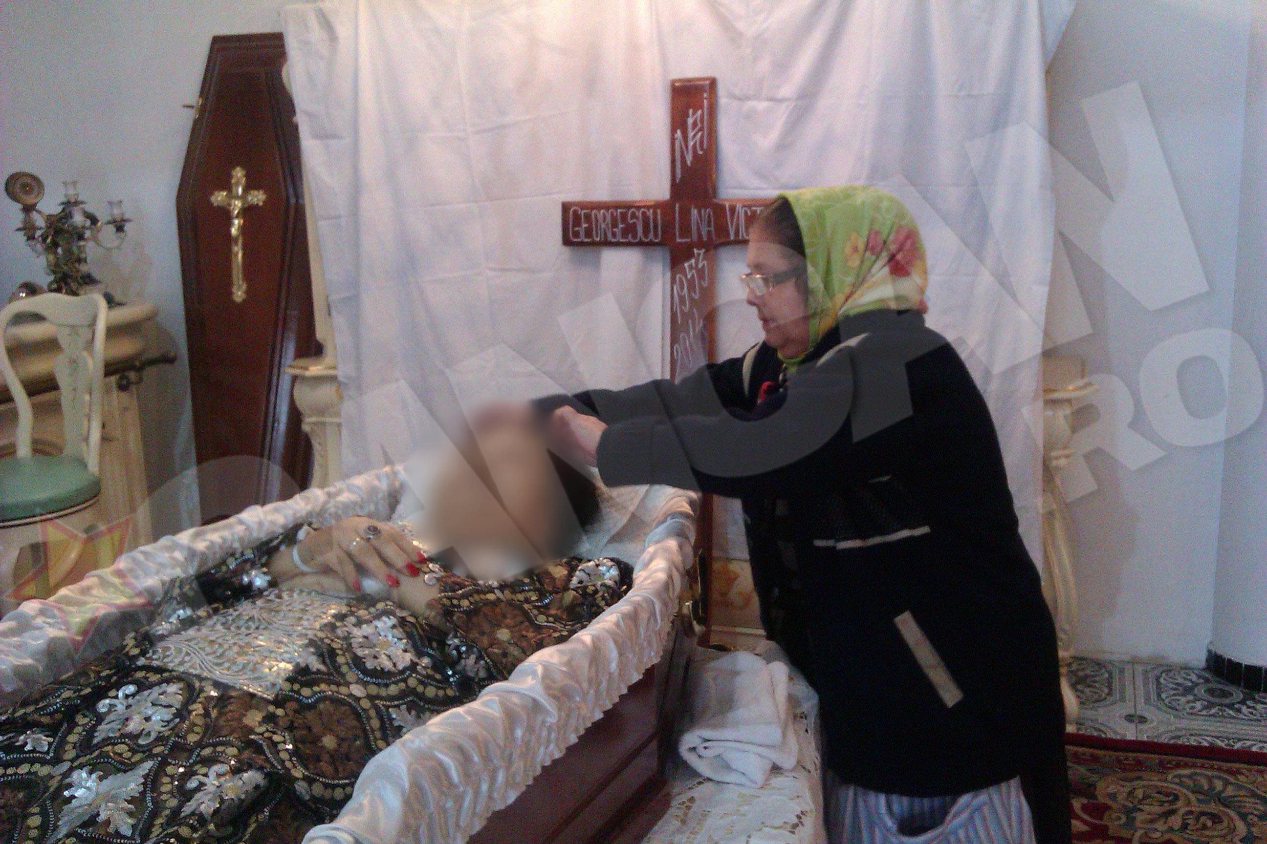 Regina florareselor din Bucuresti a murit in vila ei din Colentina