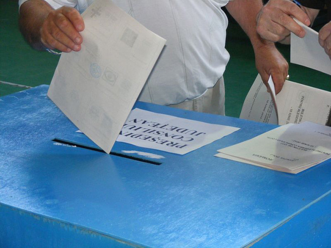 frauda alegeri