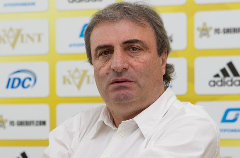 Dupa ce a plecat de la Steaua, Mihai Stoichita a acceptat sa antreneze in Kuweit