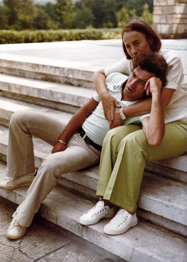 Nicu era rasfatul mamei, Elena Ceausescu fiind extrem de protectoare cu