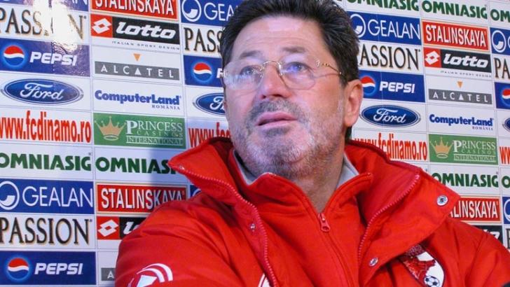 In 2000, ca antrenor,Cornel Dinu a castigat eventul cu Dinamo