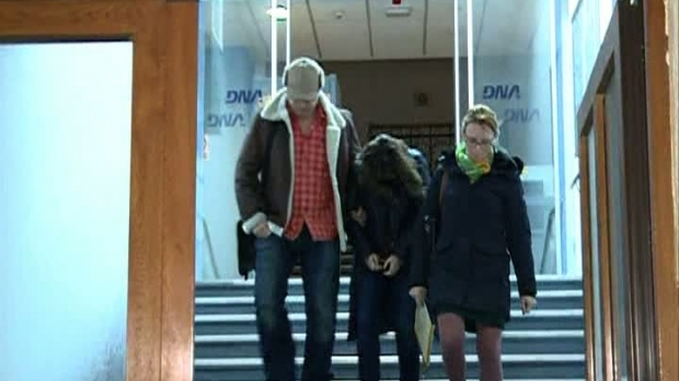 Oana Vasilescu a fost retinuta (foto:rtv.net)