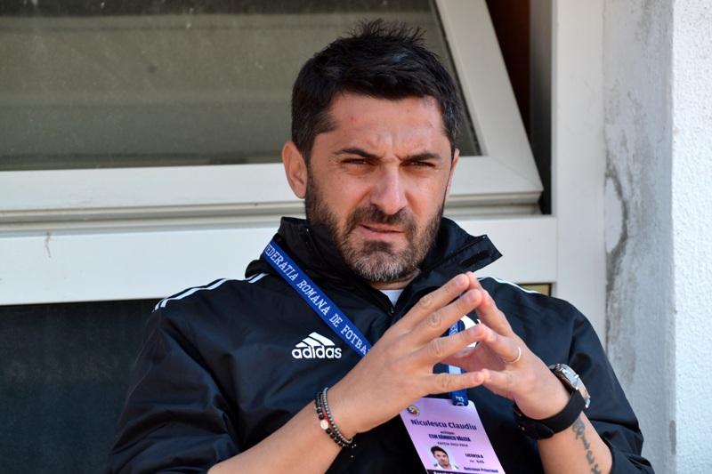 Claudiu Niculescu este foarte iubit de fanii lui Dinamo