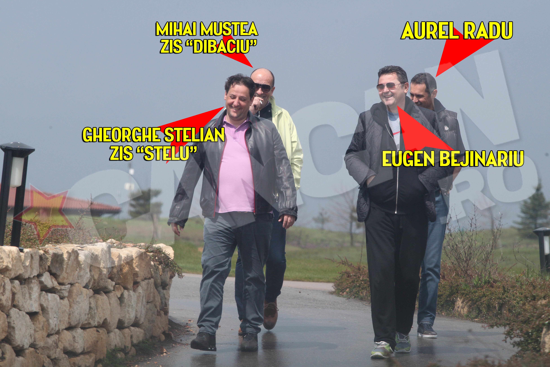 Gheorghe Stelian a pus tara la cale in Bulgaria in luna aprilie