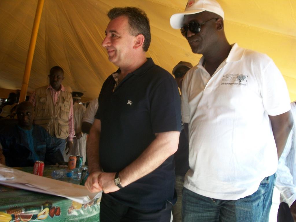 Frank Timis detine mai multe afaceri in Africa