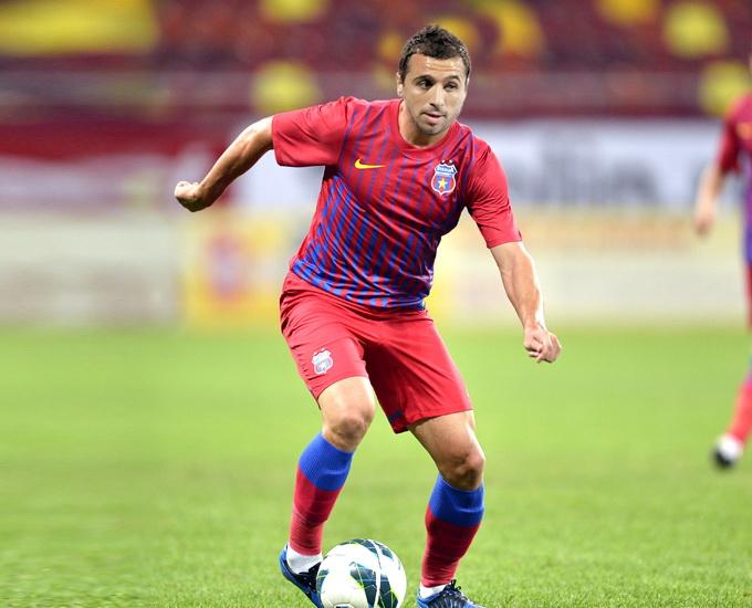 Sanmartean este favoritul lui Gigi Becali in echipa Stelei