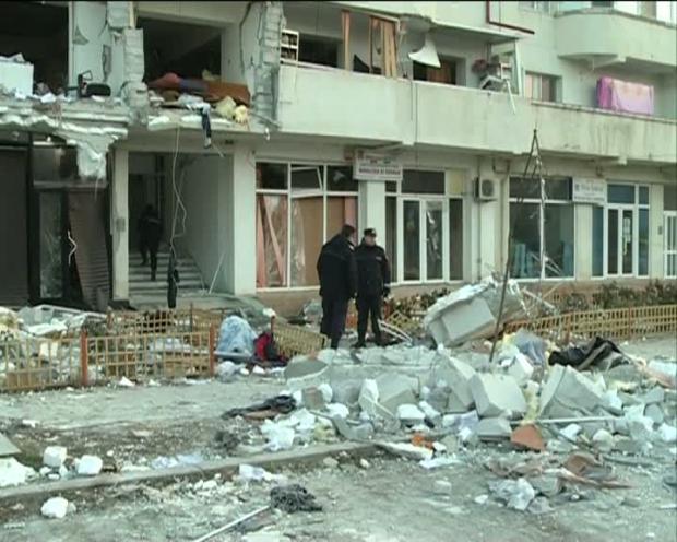Ancheta in cazul exploziei de pe 25 decembrie 2013 este intr-un punct critic