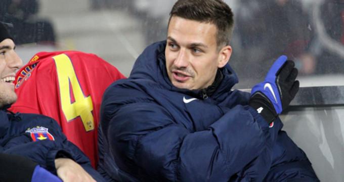 Polonezul mai are cateva luni contract cu Steaua