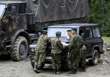 Operatiunea militara a fost strict secreta