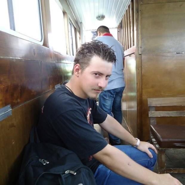Eduard era cel mai tanar membru al echipajului