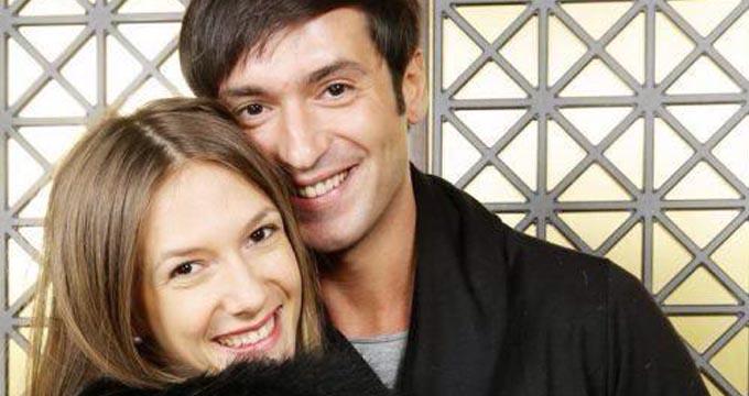 Radu Valcan si Adela Popescu