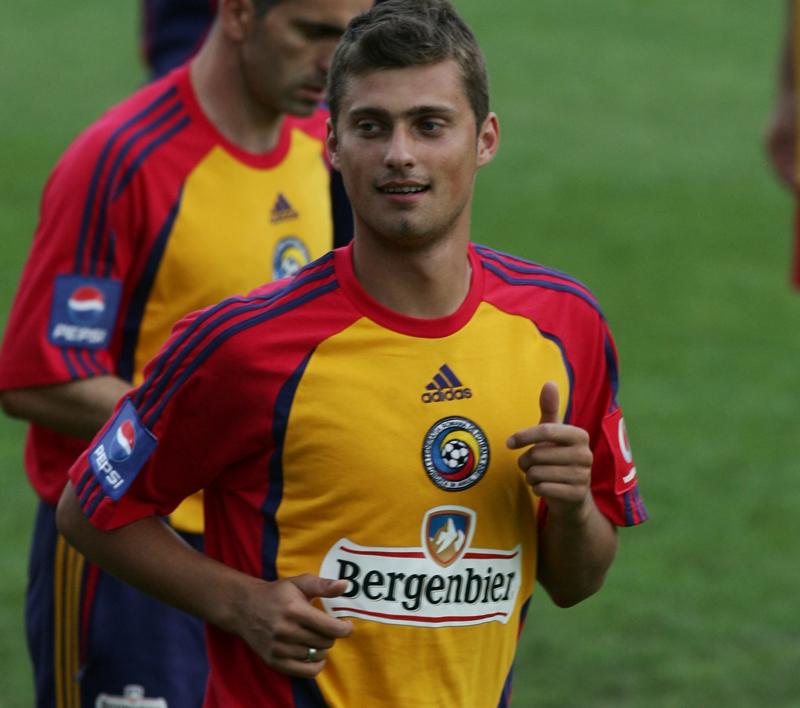 Tamas a fost unul dintre fotbalistii prefarati ai lui Victor Piturca