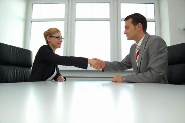 Recrutarea presupune si un interviu cu reprezentantul angajatorului