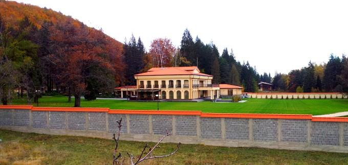 Casa lui Ioan Neculaie este situata la intrarea in Brasov