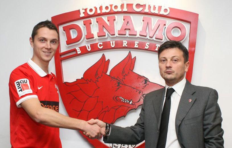 Nicolae Stanciu este cel care l-a adus pe Nicolae Grigore la Dinamo