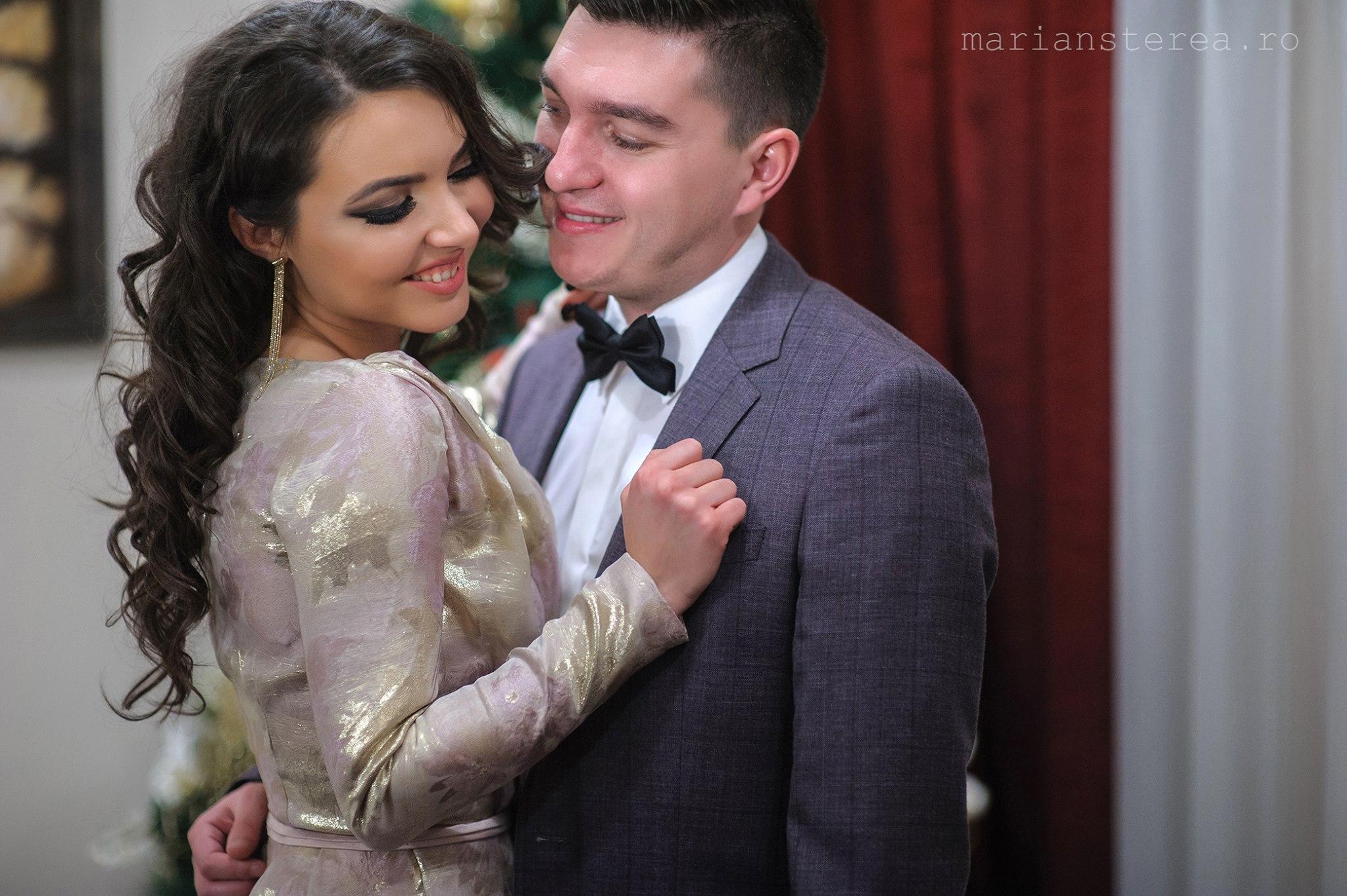Luminita si Nicolae s-au casatorit anul trecut