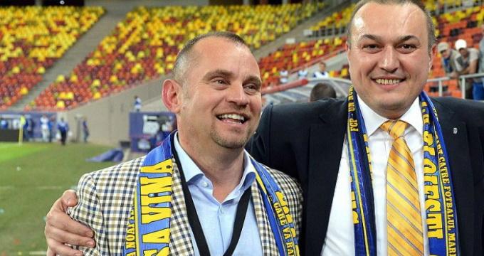 Daniel Capra (dreapta) a ajuns dupa gratii