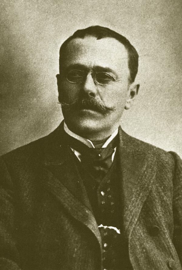 La sfarsitul secolului al XIX-lea, Caragiale era considerat un mare crai al Bucurestilor