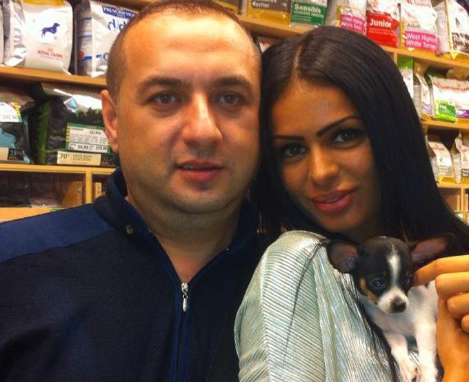 Leo si iubita lui, Renata Gheorghe