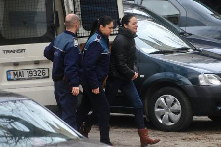 Alina Bica este inchisa la Penitenciarul de Femei Targsor