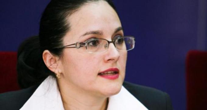 Alina Bica, sefa DIICOT, a fost retinuta pentru 24 de ore