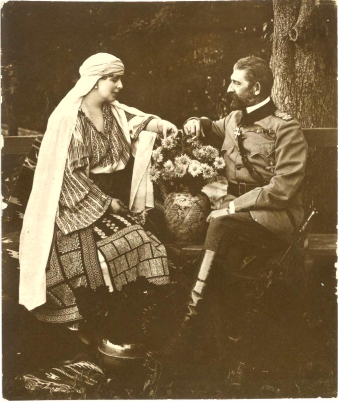 Regina Maria si regele Ferdinand s-au opus casatoriei fiului lor cu Zizi Lambrino