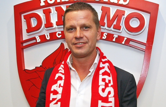 Flavius Stoican a fost dat afara, iar apoi a revenit pe banca lui Dinamo