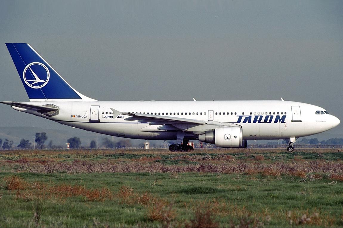 Avionul AIRBUS A-310 care s-a prabusit la Balotesti efectuase pana atunci peste 6200 de zboruri