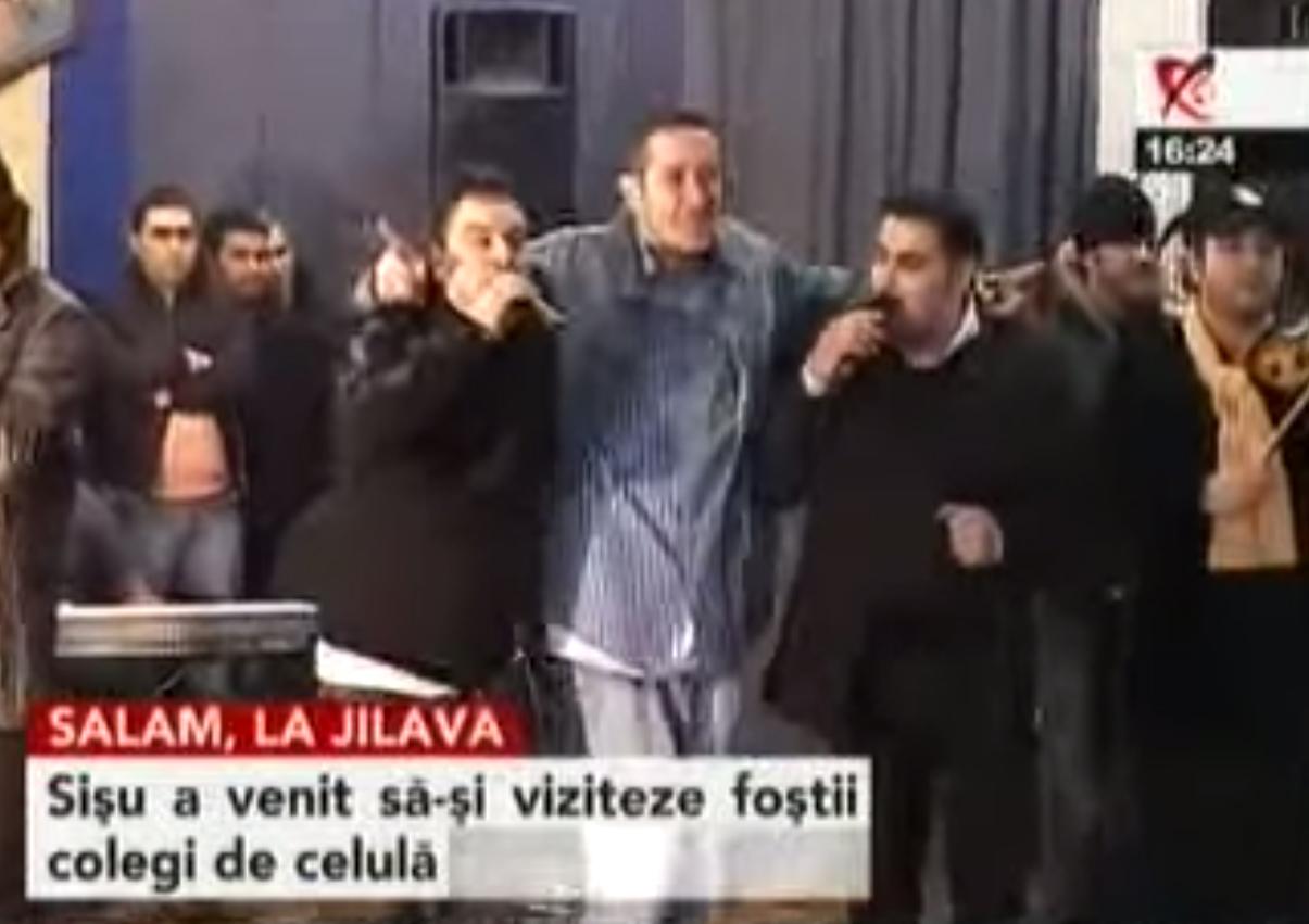 Sisu a dansat pe muzica lui Salam