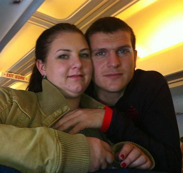 Adina a reusit sa slabeasca 30 de kilograme. Dupa ce a nascut, sotia fotbalistului ajuns sa cantareasca 90 de kilograme